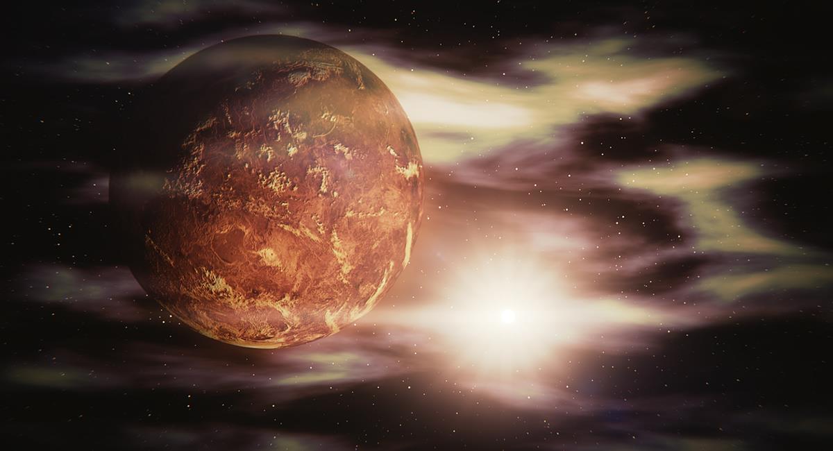 Venus, tiene comportamientos cíclicos según sea su exposición solar dicen los expertos. Foto: Pixabay