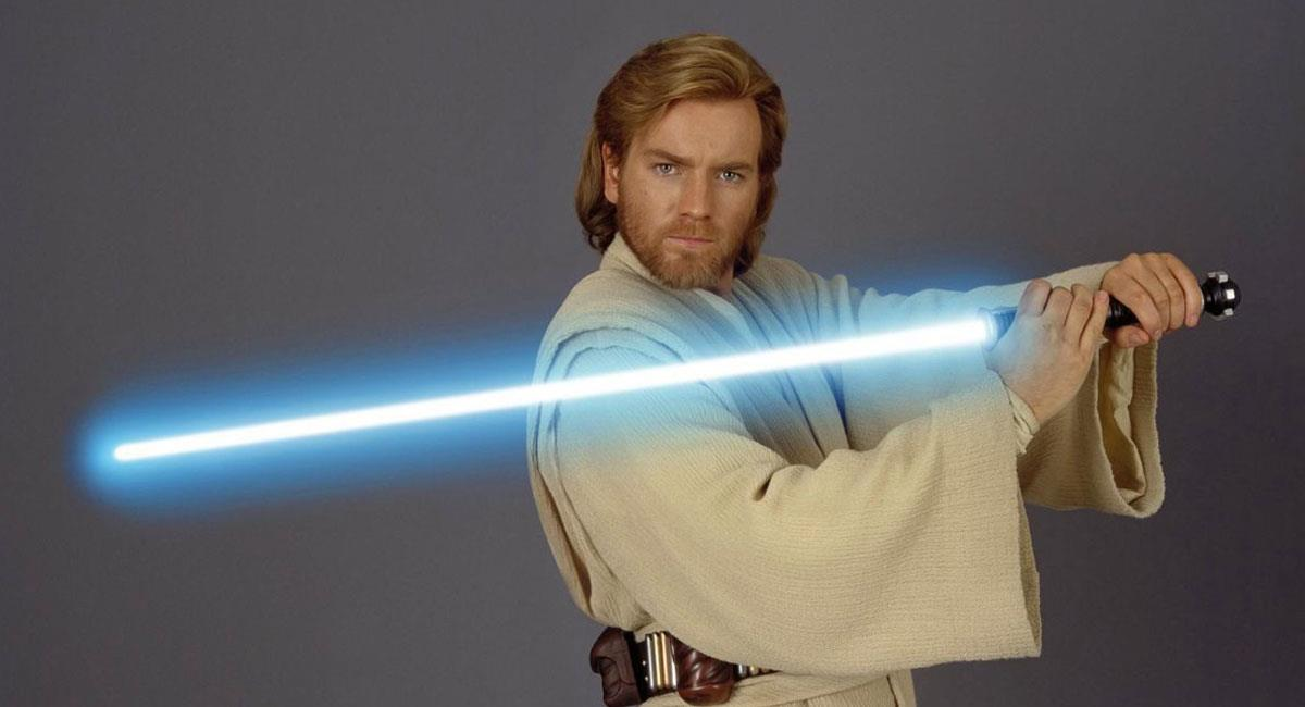 """Ewan McGregor regresó al papel de Obi-Wan Kenobi tras su actuación en la segunda trilogía de """"Star Wars"""". Foto: Twitter @starwars"""