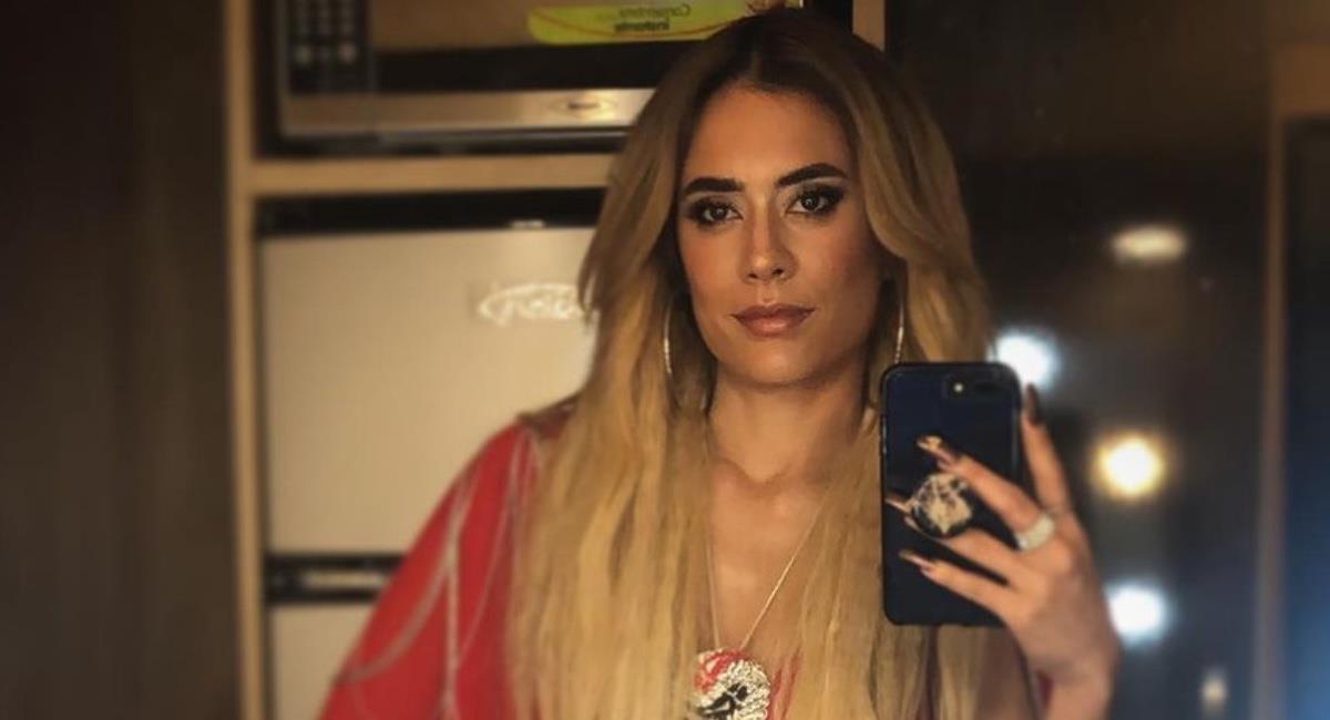 Actualmente la actriz hace parte de las noches de Caracol Televisión. Foto: Instagram @carocali.