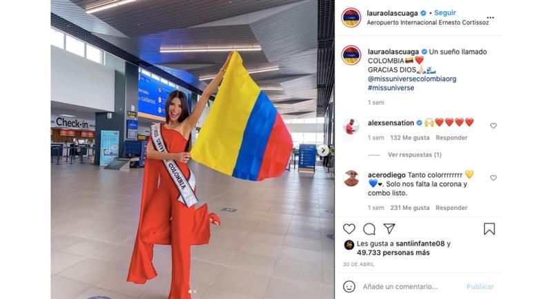 Miss Universo 2021: Colombia es una de las grandes favoritas para llevarse la corona