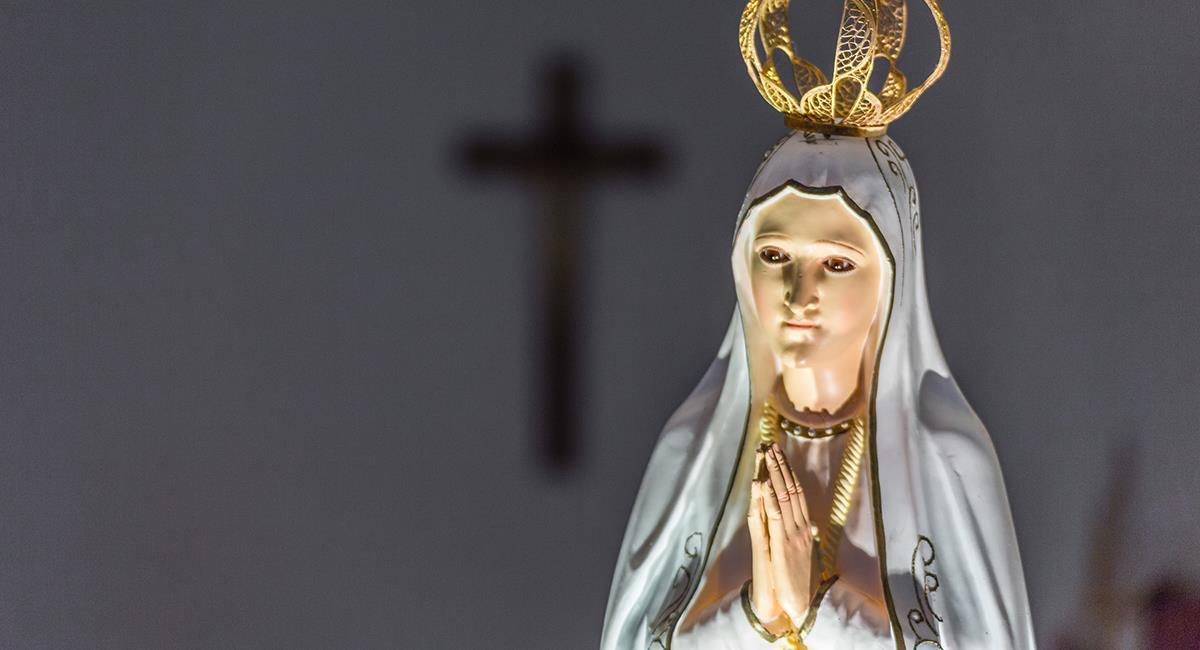 5 cosas que debes conocer sobre la Virgen de Fátima y su historia. Foto: Shutterstock