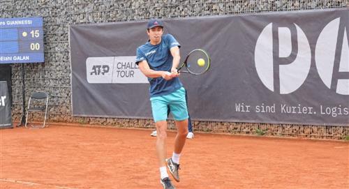 Daniel Galán es finalista del Challenger de Heilbronn