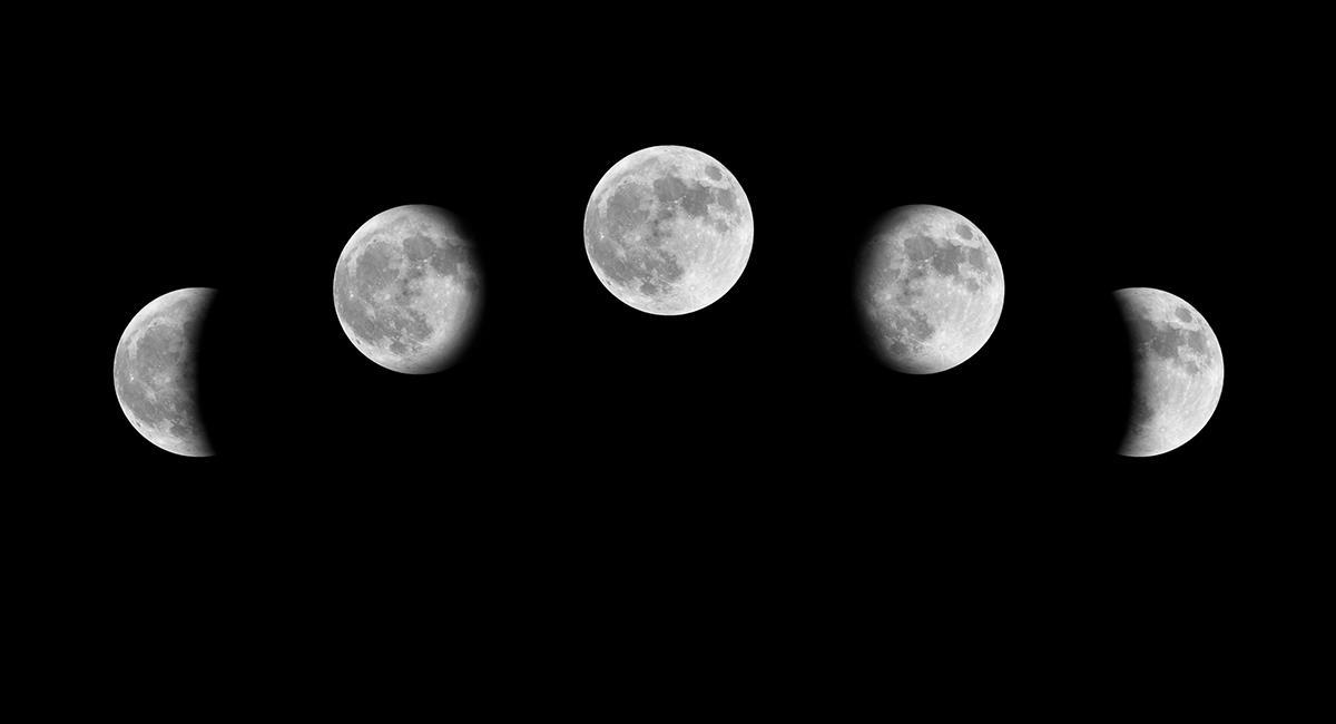 Fases lunares: dinos en cuál naciste y te revelamos cómo influye en tu personalidad. Foto: Shutterstock