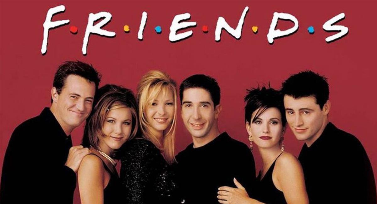 """""""Friends"""" es una de las serie de comedia más recordadas del mundo. Foto: Twitter @WarnerChannelLA"""