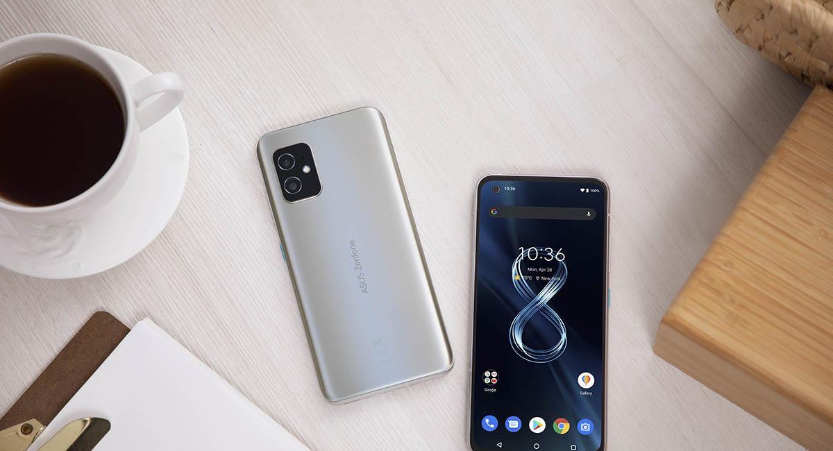 """Las nuevas referencias de smartphone son realmente """"poderosas"""". Foto: ASUS"""