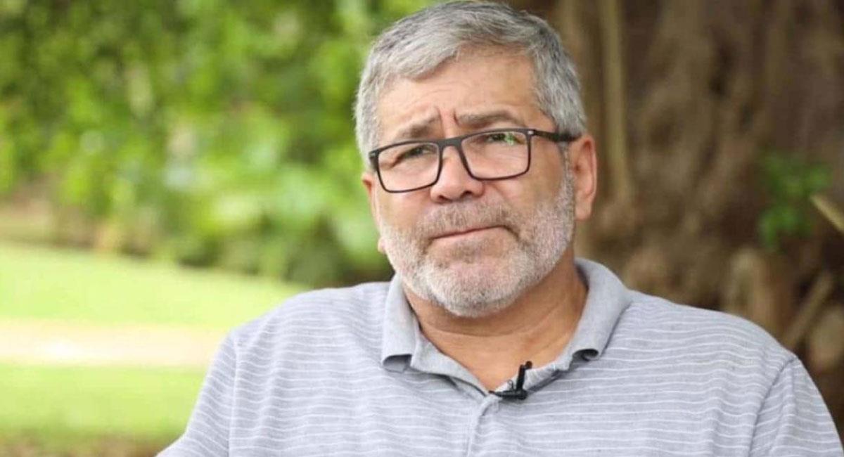 Juan Carlos Cuellar es designado como gestor de paz con el ELN. Foto: Twitter @athemayst