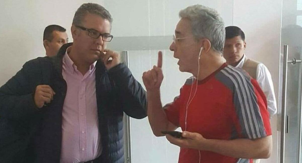 Peticiones de Álvaro Uribe para la nueva reforma tributaria. Foto: Twitter @CarlosMemon