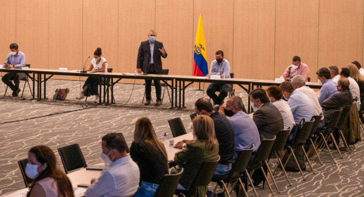 El Gobierno Nacional evalúa las peticiones del Comité del Paro Nacional  para iniciar negociaciones