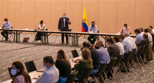 Gobierno Nacional evalúa peticiones del Comité del Paro Nacional para negociar