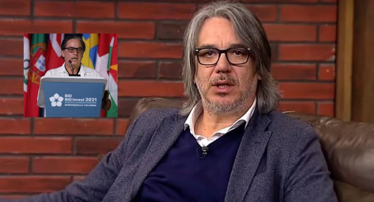 Martín de Francisco contó el motivo por el que lo echaron de RCN Radio. Foto: Youtube Captura pantalla La Tele Letal.