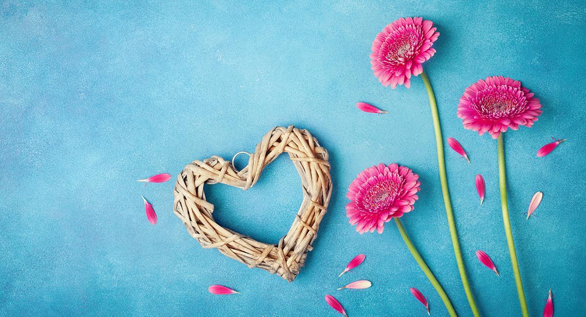 3 flores que sirven para atraer el amor y encender la pasión en tu vida. Foto: Shutterstock
