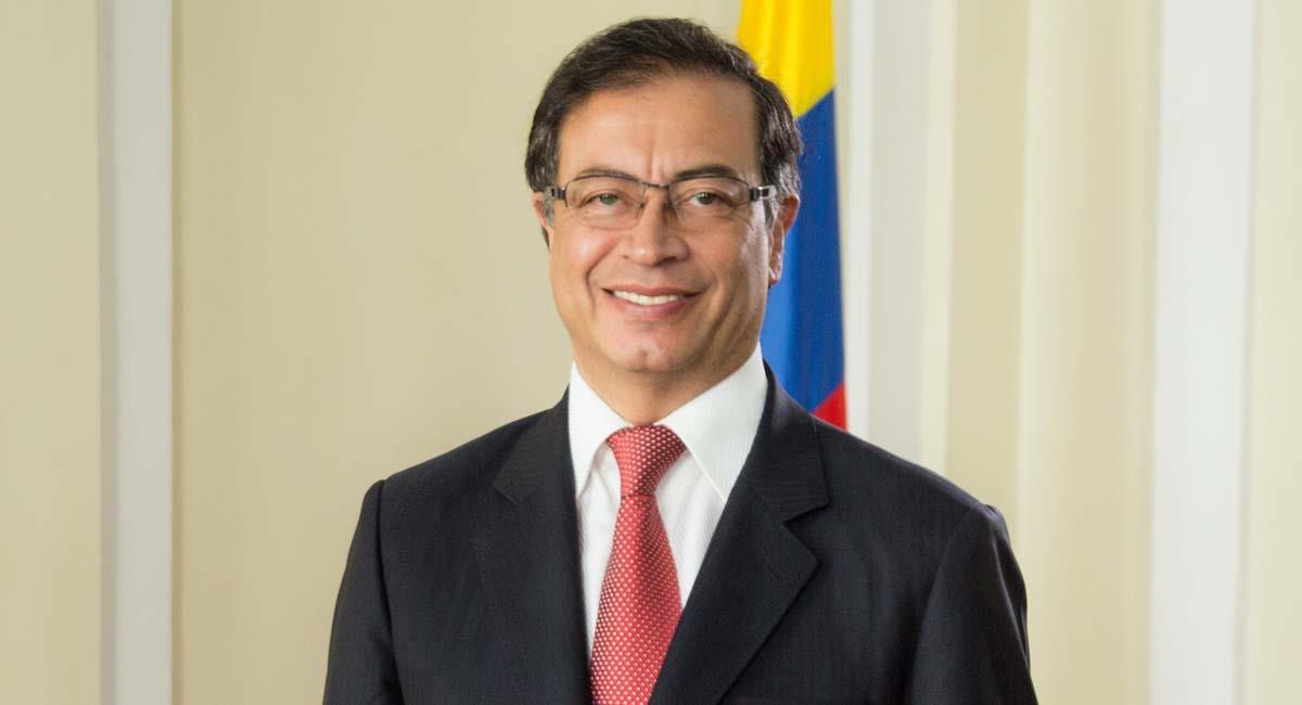 Gustavo Petro, máximo líder de la izquierda en Colombia. Foto: Facebook / @gustavopetrourrego