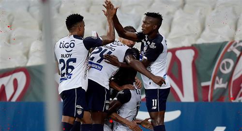 Junior dio la sorpresa en el Maracaná y venció a Fluminense en la Copa Libertadores