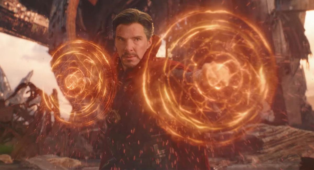 """La secuela de """"Doctor Strange"""" podría abrirle las puertas al multiverso de Marvel. Foto: Twitter @MarvelStudios"""