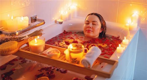 ¿Cómo hacerte un baño espiritual para la buena racha?