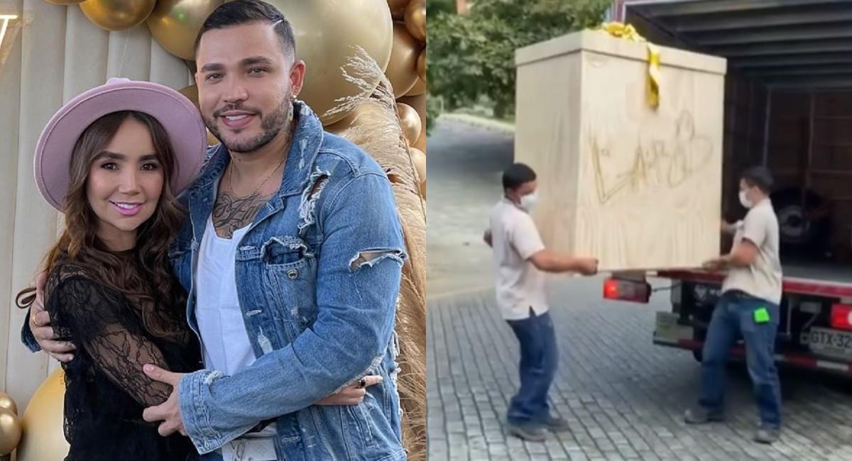 La sorpresa de Jessi Uribe dividió opiniones entre sus seguidores. Foto: Instagram