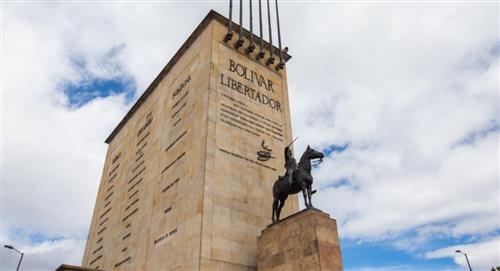 Bolívar Ecuestre será retirado del monumento a Los Héroes en Bogotá