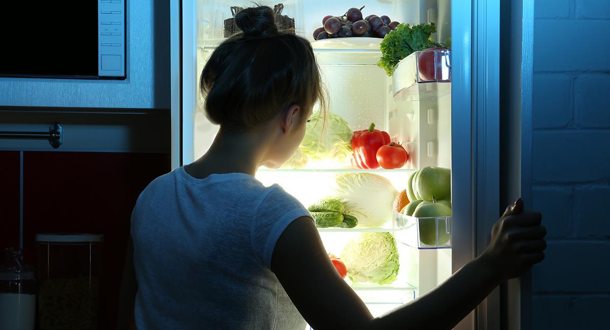 Esto es lo que debes comer para conciliar el sueño rápido. Foto: Shutterstock