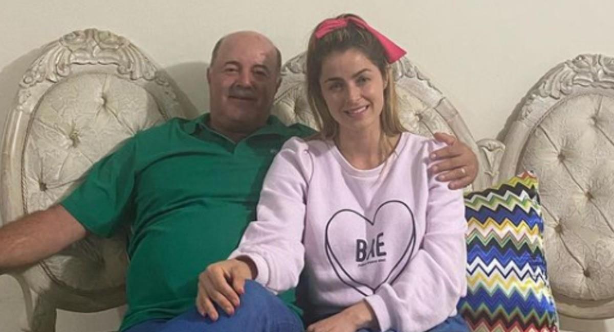Cristina Hurtado pidió una oración en nombre de su padre para su pronta recuperación. Foto: Instagram