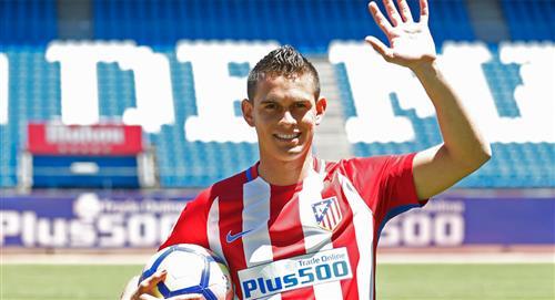 ¿Simeone quiere a Borré en Atlético de Madrid?