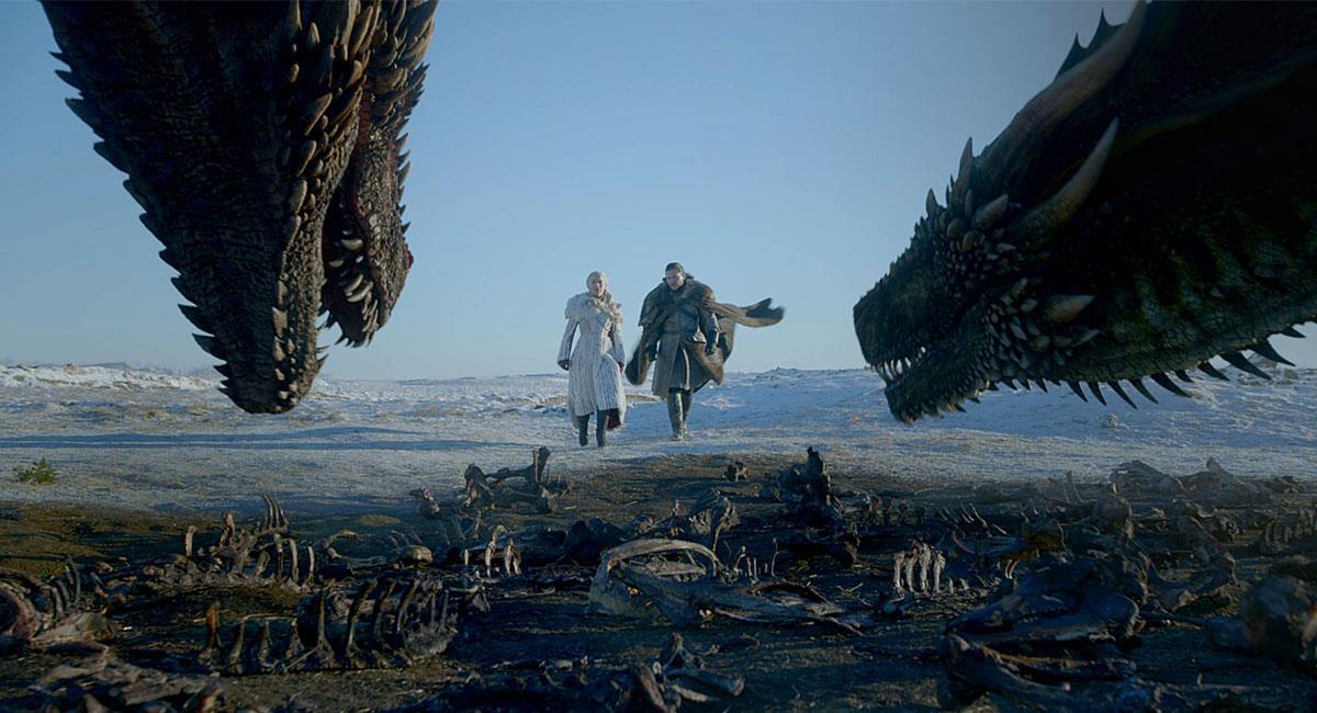"""""""Game of Thrones"""" finalizó tras ocho temporadas en 2019. Foto: Twitter @GameOfThrones"""