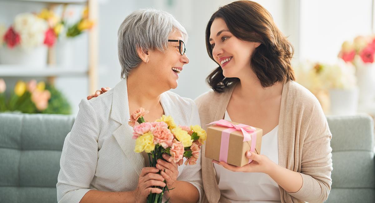 5 cosas que puedes regalarle a mamá si no cuentas con mucho dinero. Foto: Shutterstock