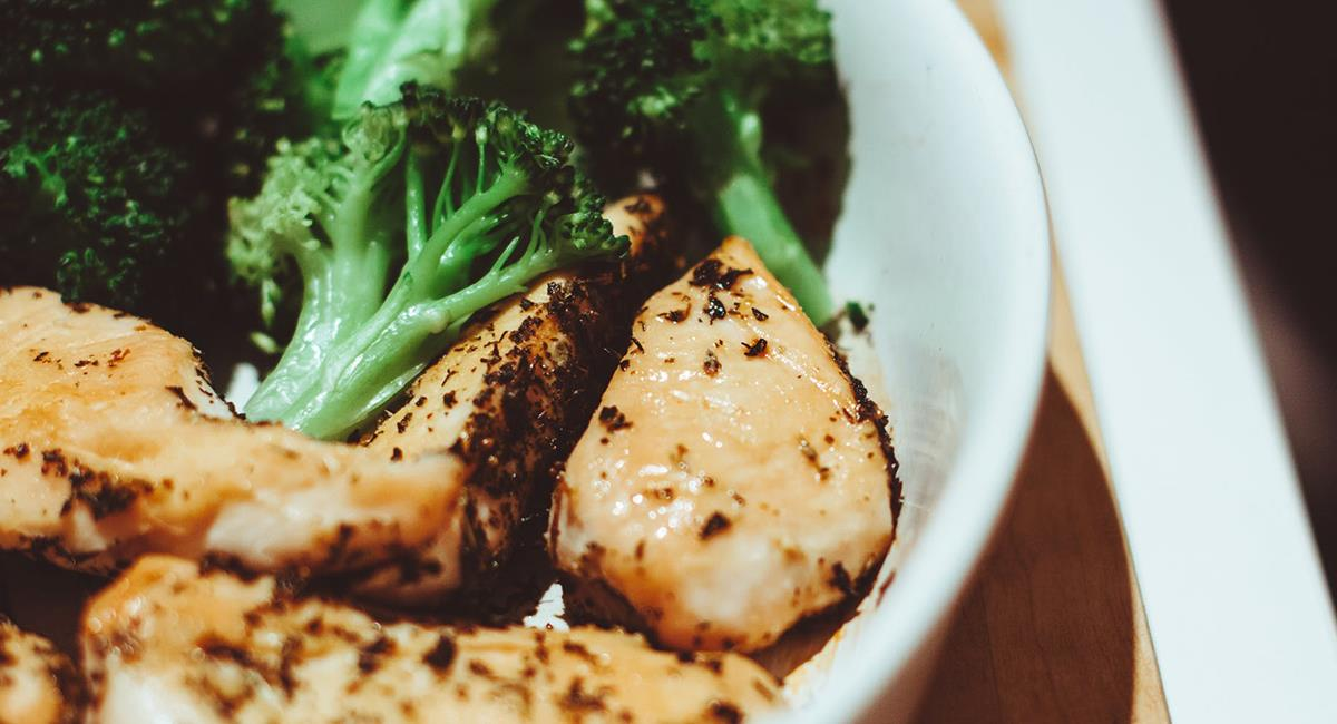 El pollo siempre será una opción rica y saludable para comer. Foto: Pixabay
