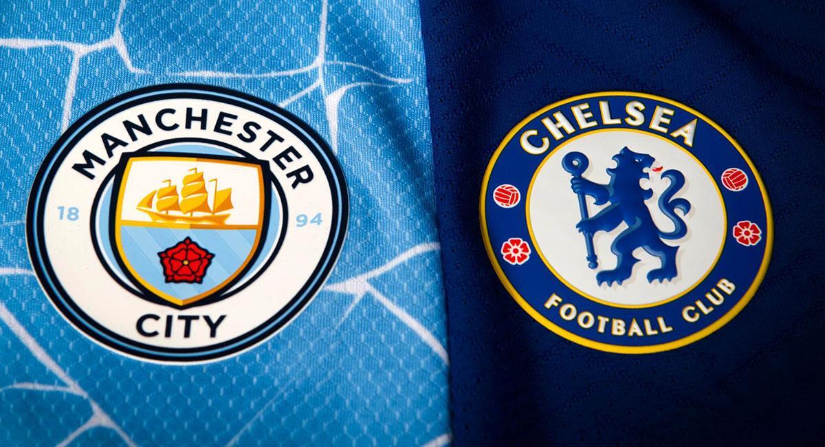 Manchester City y Chelsea disputarán en Oporto la final de la Champions League. Foto: Twitter @ChampionsLeague