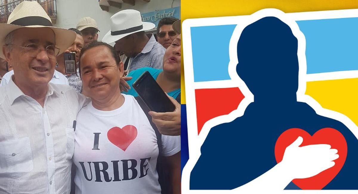 El líder del Centro Democrático, Álvaro Uribe Vélez manifestó que su partido se niega a negociar con el Comité del paro y apoyan la militarización en el país. Foto: Facebook Álvaro Uribe Vélez