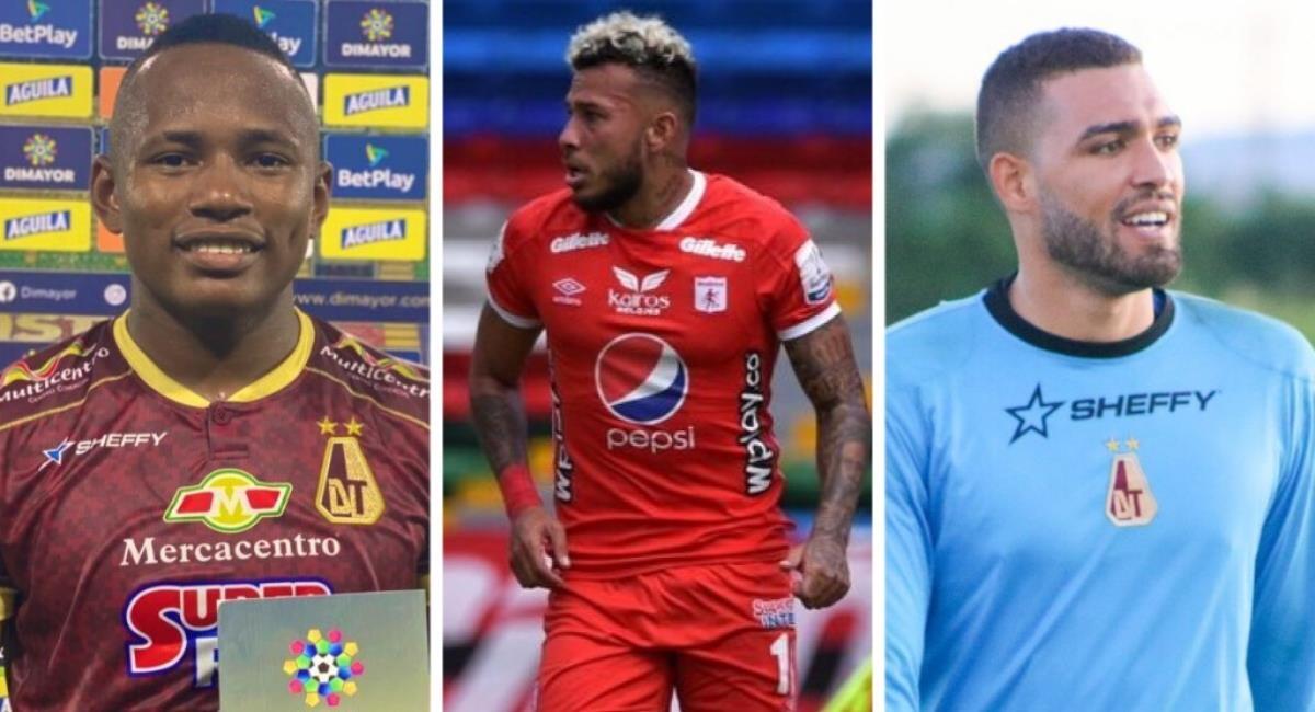 Boca Juniors interesado en contratar más futbolistas colombianos. Foto: Twitter Prensa redes América de Cali y Tolima.