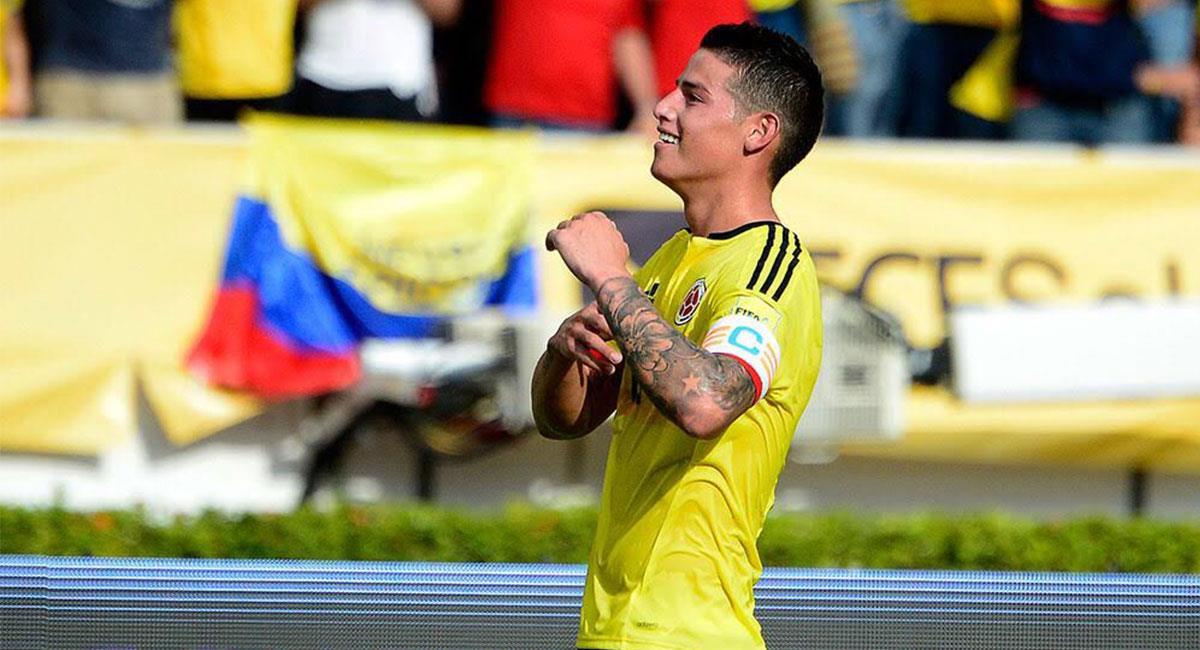 James Rodríguez no jugará la Copa América 2021 por decisión de Reinaldo Rueda. Foto: Twitter @FCFSeleccionCol