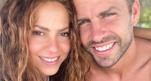 Viralizan video de Shakira cambiando letra de canción para dedicársela a Piqué