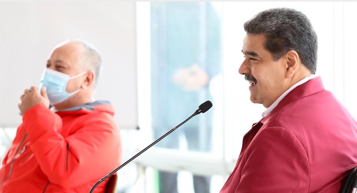 Gobierno de Venezuela dice que no llegó a un acuerdo con Colombia. Foto: EFE