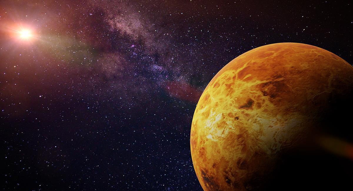 La última misión para estudiar la superficie de Venus fue en 1989. Foto: Shutterstock
