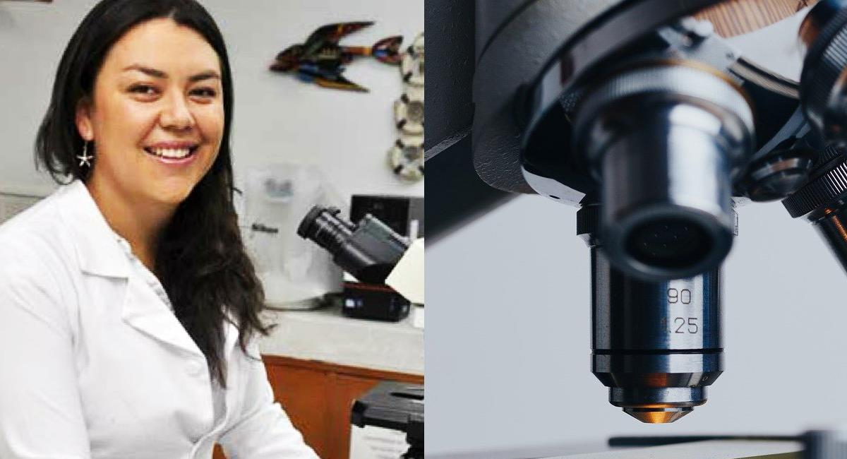 Diana Marcela Bolaños es una apasionada por la investigación sobre los platelmintos policlados, una especie sobre la que pocos se atreven a investigar. Foto: Twitter @NickelodeonLA / Pixabay