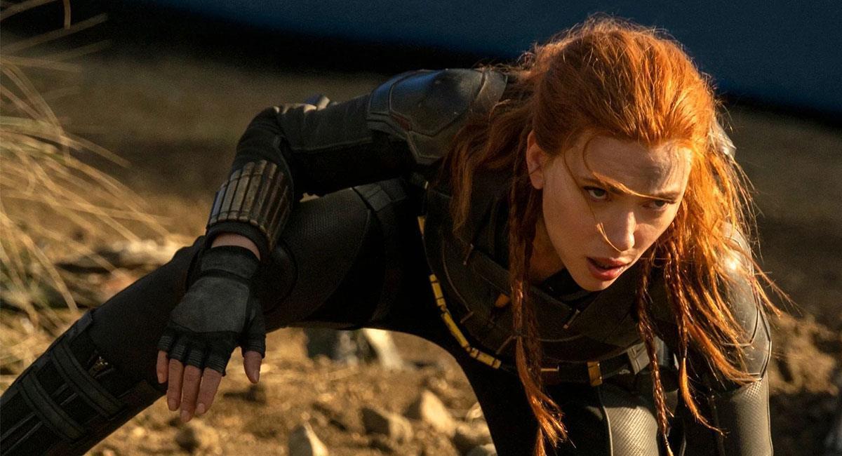 """""""Black Widow"""" lleva más de un año de retraso en su estreno por la CCOVID-19. Foto: Twitter @theblackwidow"""