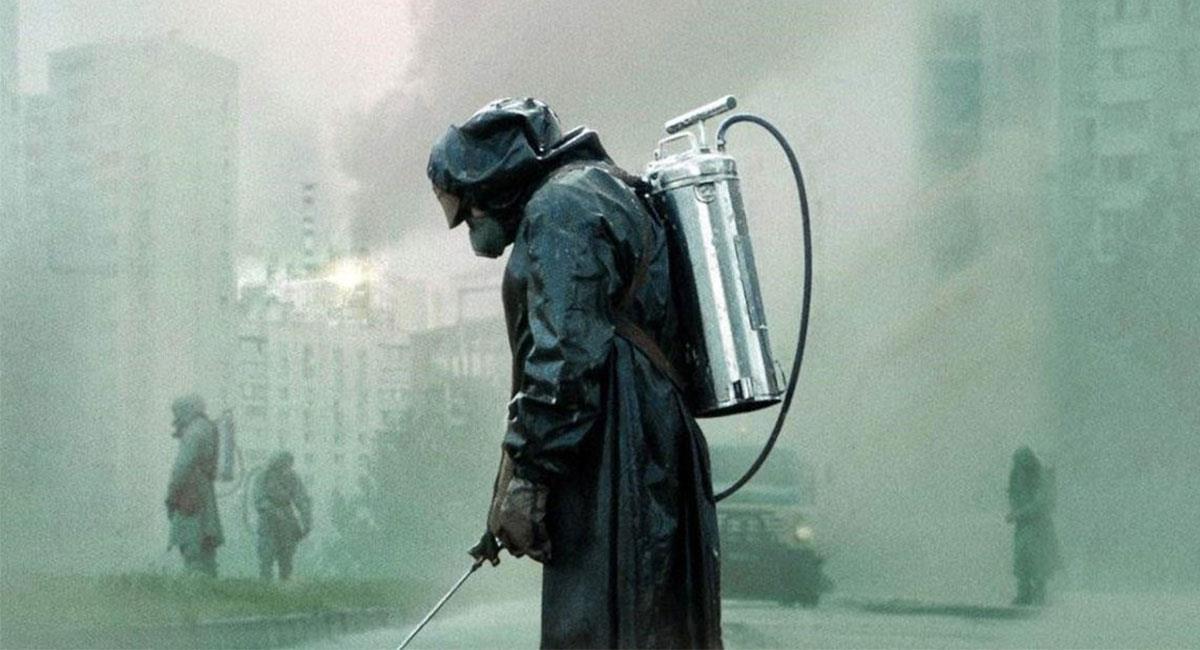 """""""Chérnobil"""" mostrará las repercusiones de la tragedia nuclear de 1986. Foto: Twitter @netflix"""