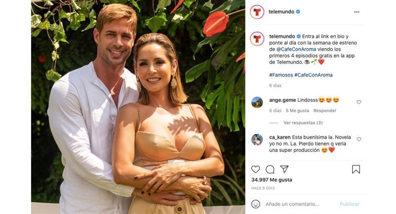 Captura de pantalla. Foto: Instagram @telemundo.