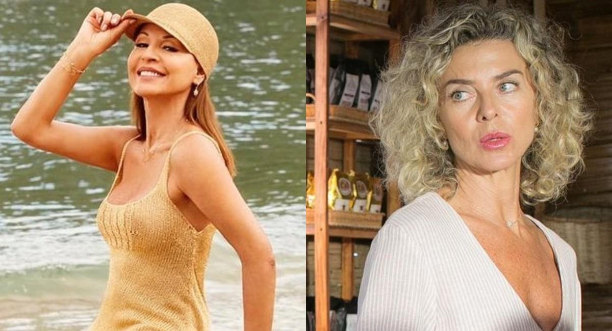 Margarita Rosa le respondió a la 'Diva de Colombia' sus críticas. Foto: Instagram
