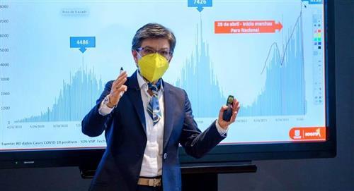 Teletrabajo seguirá durante la reapertura económica en Bogotá
