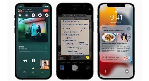 Apple ya tiene su iOS 15 y abre el FaceTime para el resto de los usuarios