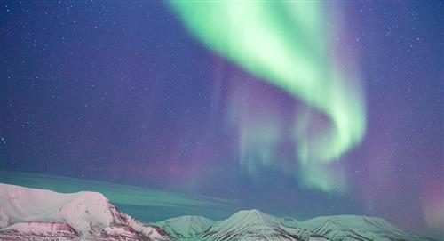 """Las auroras boreales tienen """"ondas electromagnéticas"""" poderosas"""