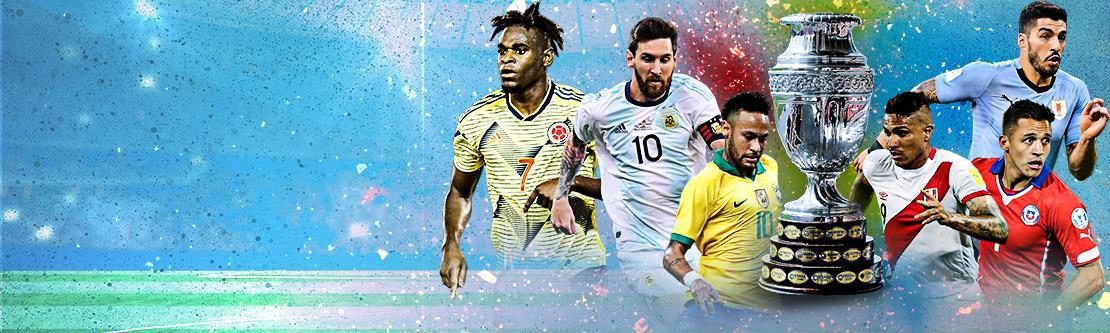 Conoce toda la información de la 'tricolor' y la Copa América 2021