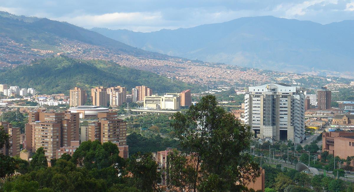 Medellín, está entre uno de los destinos favoritos para viajar con niños. Foto: Pixabay
