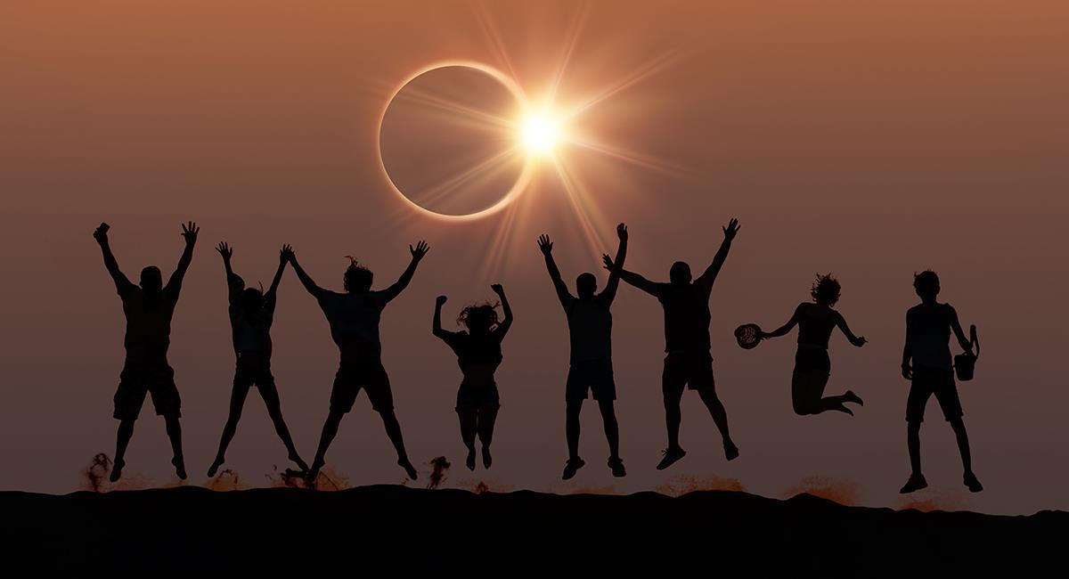 Eclipse solar de junio: esto es lo que podría ocasionar en tu vida. Foto: Shutterstock