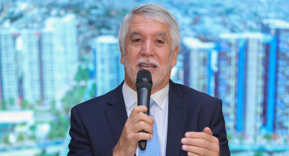 Enrique Peñalosa, exalcalde de Bogotá. Foto: Twitter / @ElRoRodry