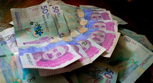 Recaudación de pago de impuestos en Colombia sube con relación al año 2020