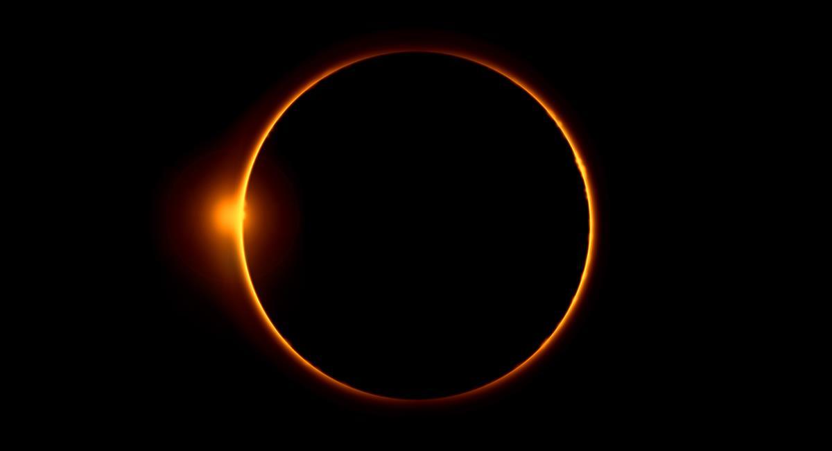 Eclipse solar: poderoso ritual para atraer el amor y encender la pasión. Foto: Shutterstock