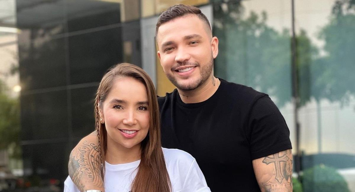 La pareja cosecha sus éxitos en conjunto. Foto: Instagram @jessiuribe3.