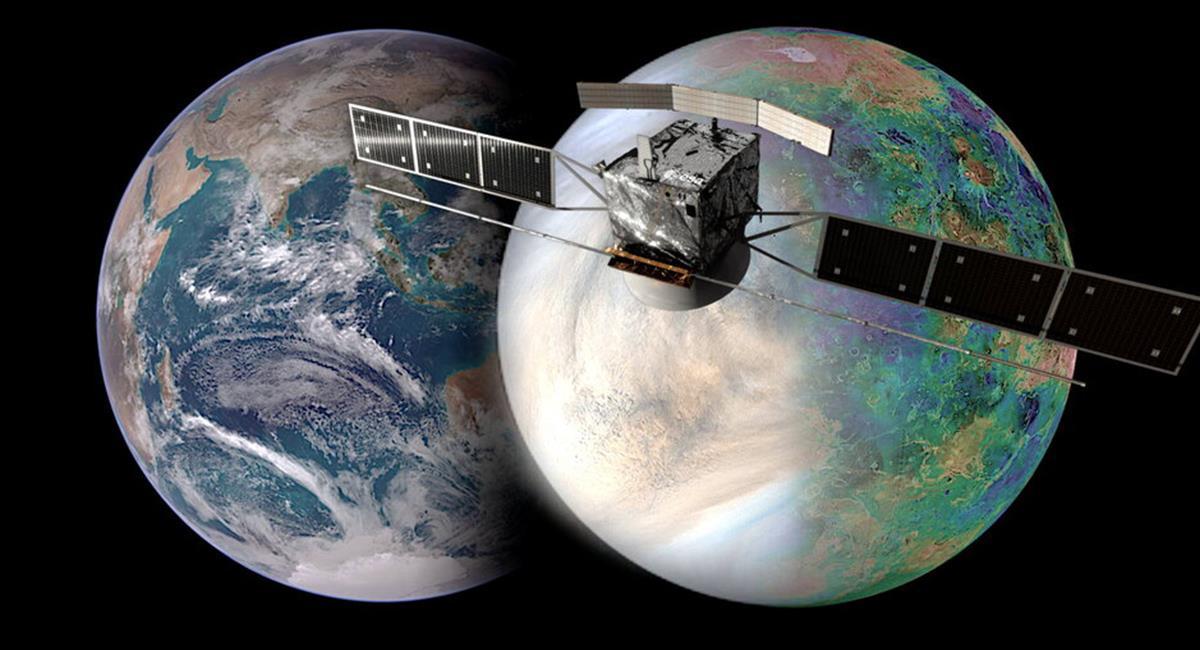 Venus, se ha convertido en el nuevo objetivo de las agencias espaciales del mundo. Foto: Twitter @europlanetmedia
